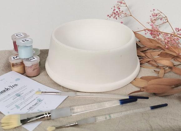 Lrg Dog Bowl - Adult Take Home Kit