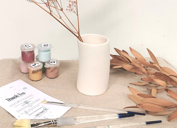 Wonky Vase - Adult Take Home Kits