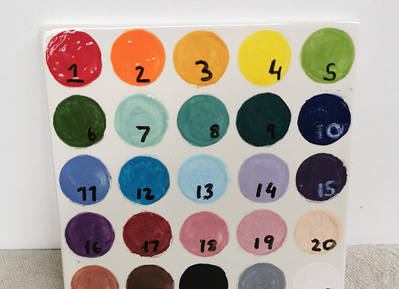 Extra Paint Colours
