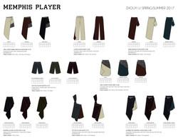 Memphis Player