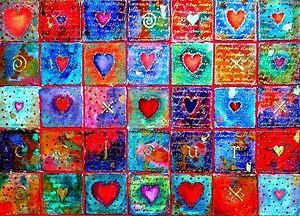 Framed Heart Print.JPG