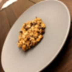 5 Ingredient Banana Chocolate Chip Cooki