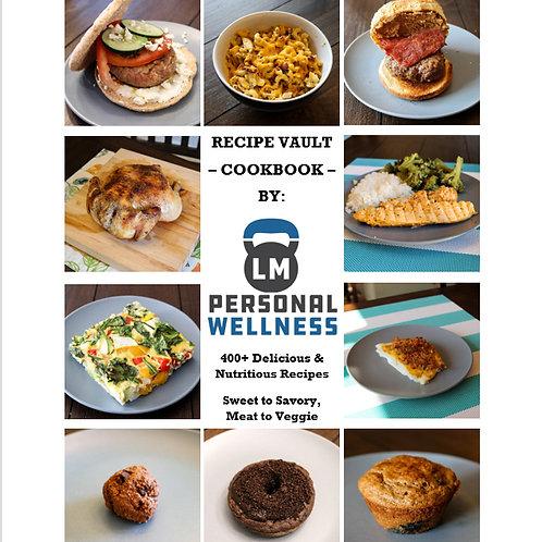 Recipe Vault - Cookbook