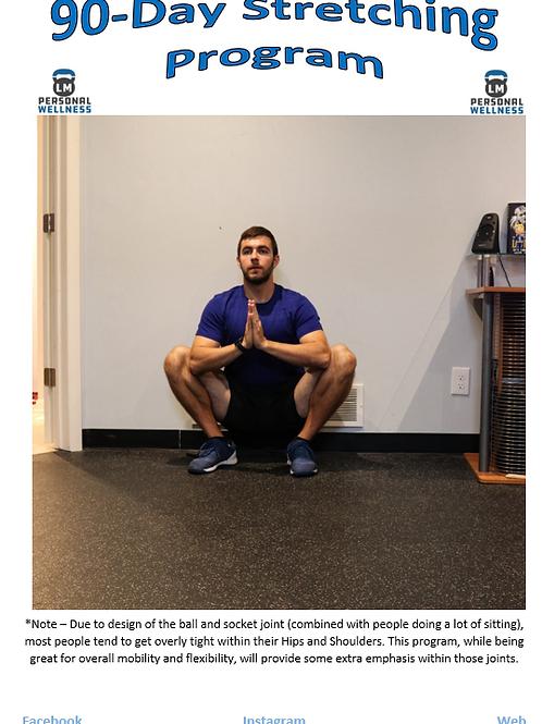 90-Day Stretching Program