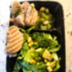 Pork Tenderloin & Kiwi Fruit Salsa (Edit