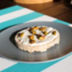 Rice Cake - Pistachio & Greek Yogurt (ed