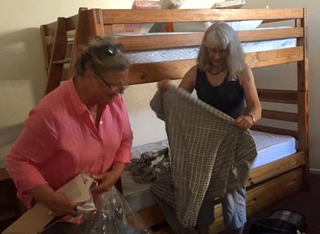 Topanga Women's Circle comes to aid homeless families