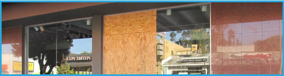 Commercial Board Ups in Summerlin las vegas henderson nv