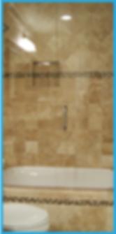 Glass Tub Enclosures in Summerlin las vegas henderson nv