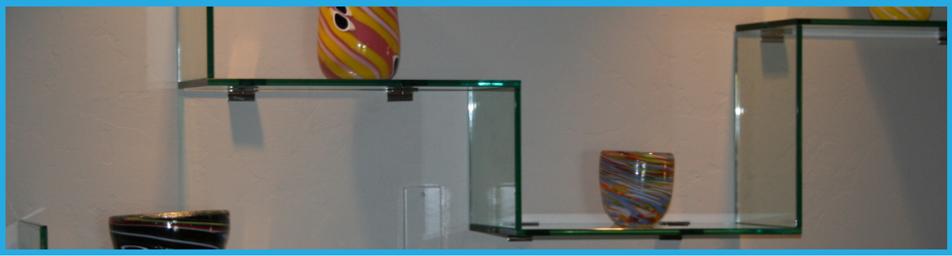 Glass Shelving in Summerlin las vegas henderson nv