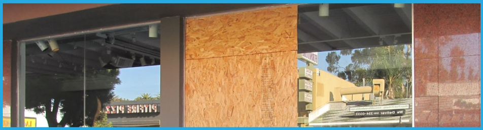 Residential Board Ups in Las Vegas Henderson Summerlin