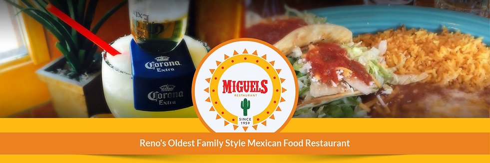 Miguels Mexican Restaurant in Reno NV