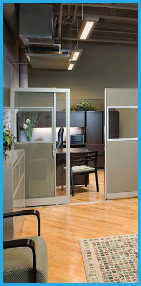 Commercial Glass Paneling in Summerlin las vegas henderson nv