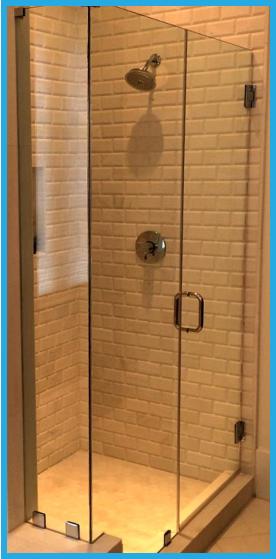 Shower Door Replacement in las vegas summerlin henderson nv