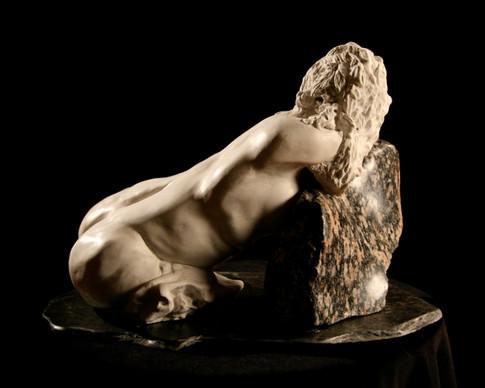 Aphrodite Née de L'écume
