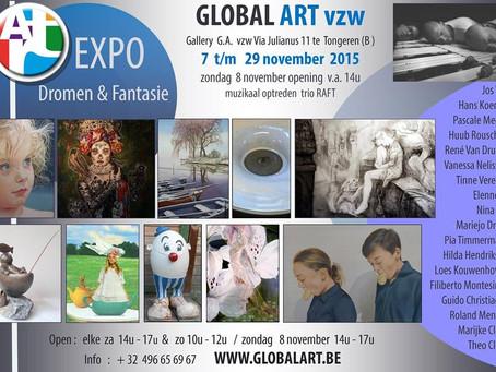 Global art expo 'Dreams Fantasies'