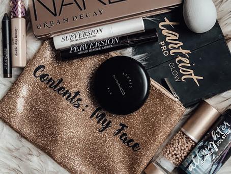 Make Up Bag Must Have's