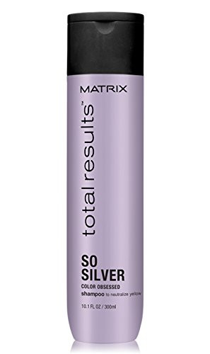 Matrix, Purple Shampoo, So Silver, Professional Products, Salon Professional, Shampoo, Color Maintenance, Blonde shampoo