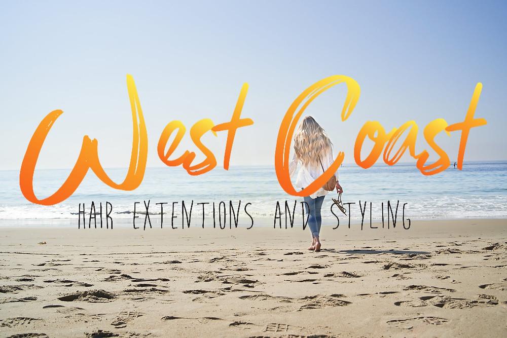 Beach, Happy Place, California, Laguna Beach, NBR, Natural Beaded Rows, Palm Trees, Ocean, PCH, Orange County, Southern California, Blonde, Lived in Blonde, Long Hair, Mermaid Hair, West Coast