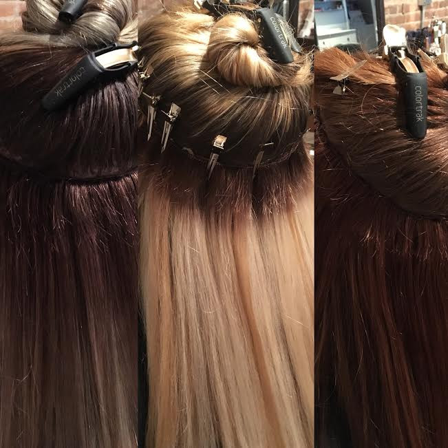 NBR  Extensions, Natural Beaded Row Extensions, Hair Extensions, The NBR Difference, Extensions, Not all extensions are created equal, Keratin Fusion Extensions, Tape In extensions, Micro Link Extensions, Birdie Bee, Birdie Bee Brand, Fearless, Be Fearless, Bella Twins, Bella Army, Before and After, Transformation, Hair Transformation