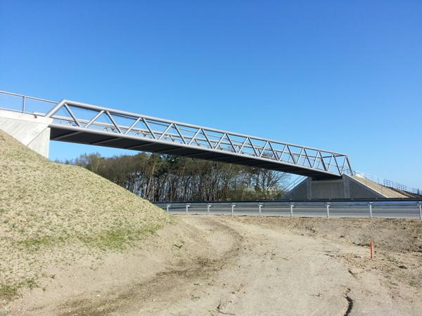Stahl Brücke 3