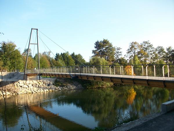 Stahl Brücke 6