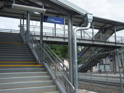 Brücke Deutsche Bahn 5