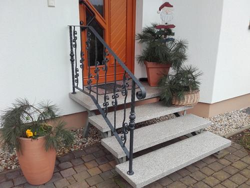 Metallbau Geländer 3