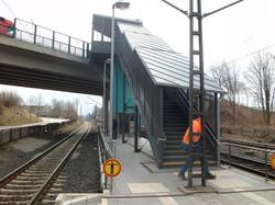 Brücke Deutsche Bahn 2