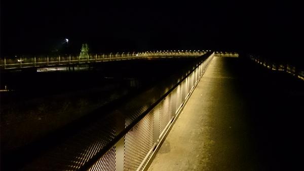 Stahl Brücke 8