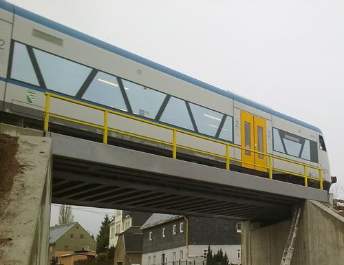 Brücke Deutsche Bahn 3