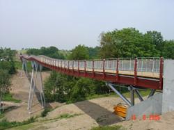 Stahl Brücke 2