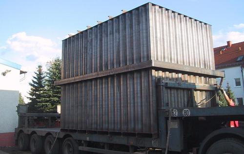 Behälterbau Tank 2