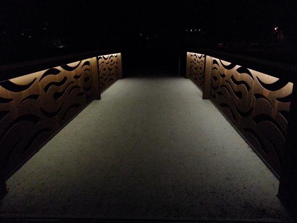 Stahl Brücke 7