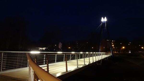 Stahl Brücke 5