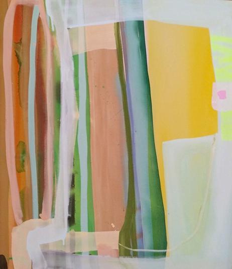 skylight | 2016 | acrylic on canvas | 56 x 48 inches