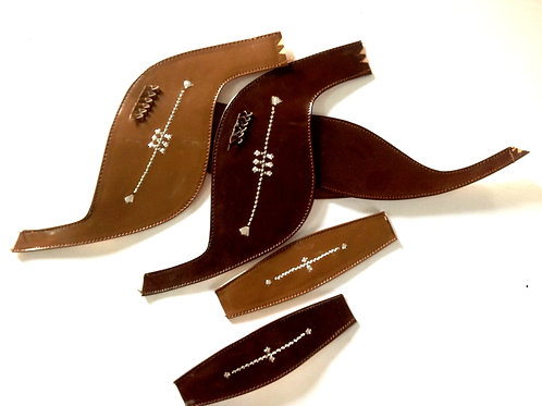 Arabic Sandals Uppers