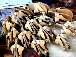 Handcrafted Leather Sandals for men and women