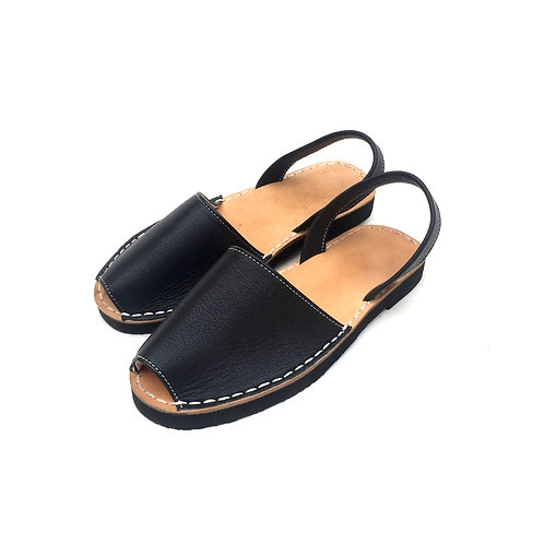 Women Leather Avarcas
