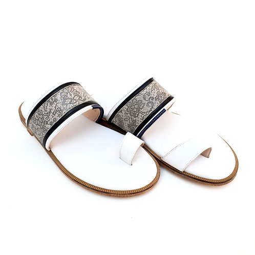 Handmade Leather Sandals - COW