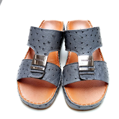 Arabic Leather Sandals Ostrich