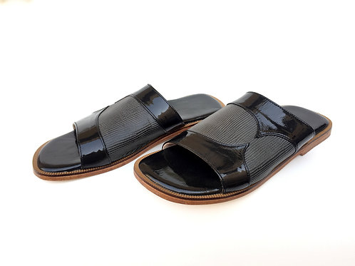 Musqat Leather Sandals
