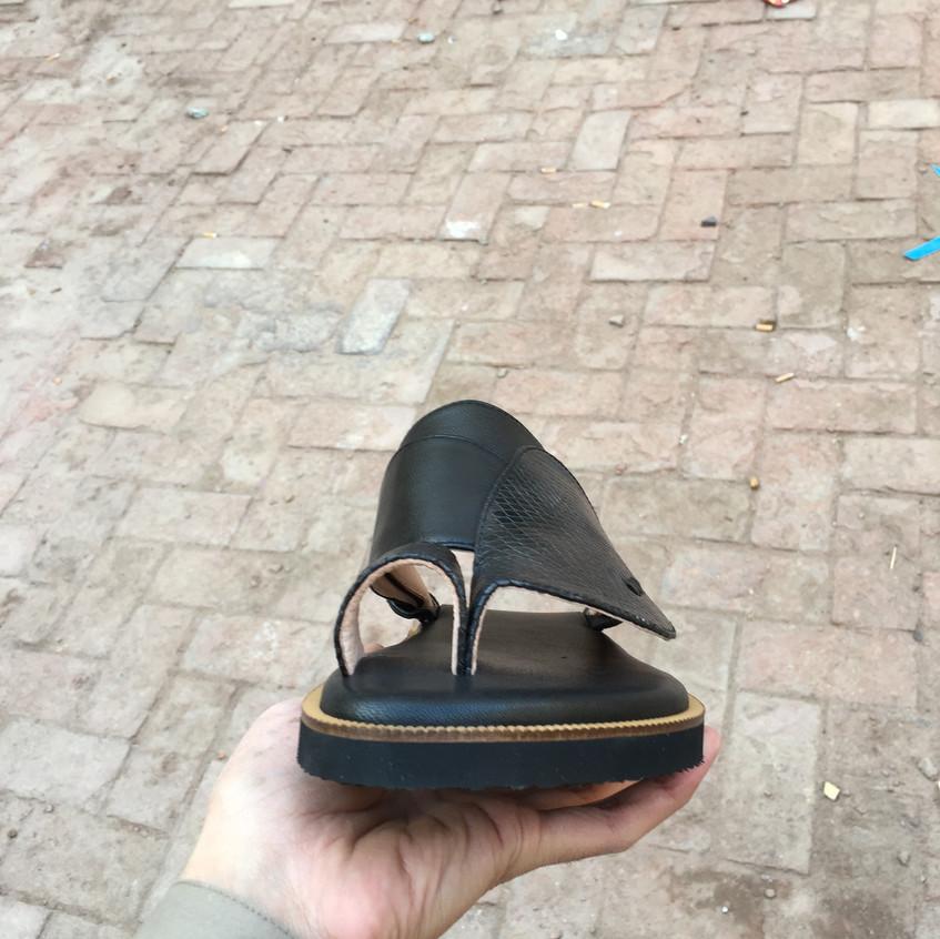 Handmade Footwear factory