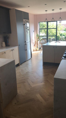 Kitchen fit out