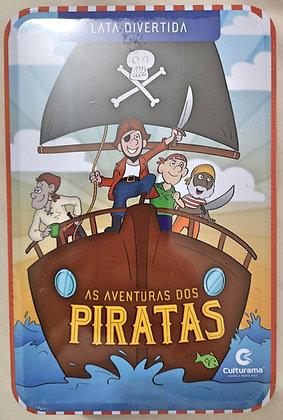 Lata Divertida- As aventuras dos piratas