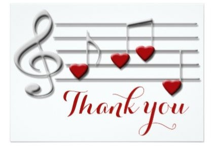 From Our Songcatchers Family to Yours...