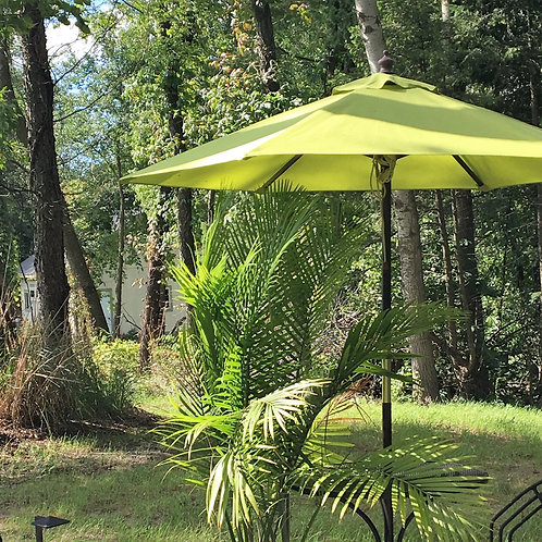 Citron 7 foot umbrella