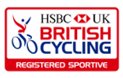 British Cycling registered sportive logo