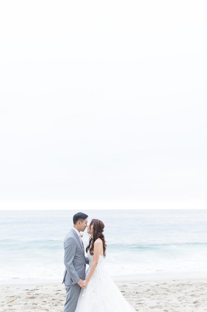 Christina + Josh Venue: Occasions at Laguna Village Photographer: Gina Purcell