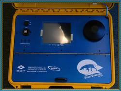 Industrial Panel Screen Printing